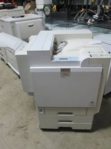 Ricoh Aficio CL7200 Laser Color Printer in Elgin, Illinois