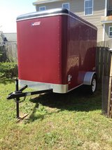 PACE Enclosed Trailer in Byron, Georgia