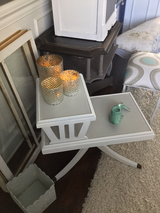 End table in Fort Campbell, Kentucky