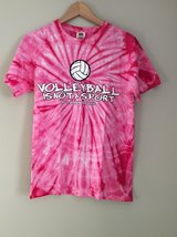 """Fruit of the Loom"" volleyball t-shirt size S in Lockport, Illinois"