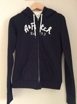 """Abercrombie&Fitch""warm hoodie size M in Lockport, Illinois"