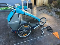 *****Croozer 3-n-1 Stroller, Jogger, bike trailer***** in Fort Carson, Colorado