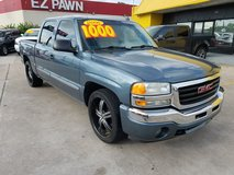 2006 GMC Sierra crew cab **SUPER NICE, FINANCING AVAILABLE** in Bellaire, Texas