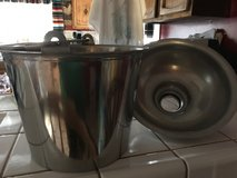 Stainless Steel Milk Bucket with strainer in 29 Palms, California