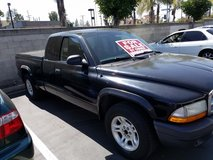 2004 DODGE DAKOTA SXT 3.7 5 SPEED MANUAL 149,000 SMOG READY in Camp Pendleton, California
