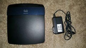 Linksys E3200 Router in Fort Lewis, Washington