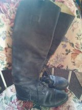 Cool Vintage All Leather Riding Boots in Las Cruces, New Mexico