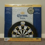 "Corona 18"" Paper Dartboard with Baseball Game on Reverse Side in Columbus, Georgia"