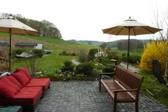 House w/ apt & huge garden near RAB in Ramstein, Germany