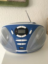 CD player in Ramstein, Germany