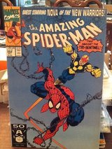 The Amazing Spider-Man 352 VF 1991 MARVEL in Perry, Georgia
