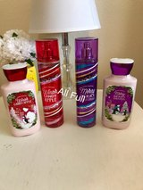 Bath & Body Works Holiday Collection in Fort Polk, Louisiana