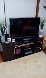 TV stand in Okinawa, Japan