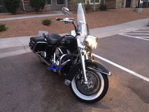 2009 HD Road King Classic in Fort Bliss, Texas