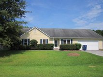 Welcoming 3/2 Home in Southwest Jacksonville w/ Covered Patio! in Camp Lejeune, North Carolina