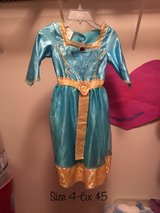 Merida Dress size 4-6x in Fort Meade, Maryland
