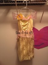 belle dress size 4-6x in Fort Meade, Maryland
