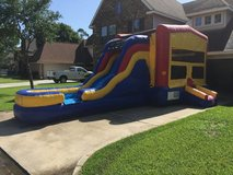 MOONWALK / WATERSLIDE RENTAL in Spring, Texas