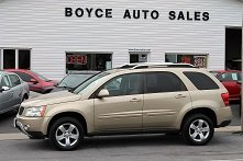 PONTIAC TORRANT ALL WHEEL DRIVE  4X4...LOW MILES...6 Month Warranty,7500 miles in Watertown, New York