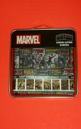 Marvel Genuine Leather Slimfold Wallet with Tin 1st Edition & First Appearance New! in Perry, Georgia