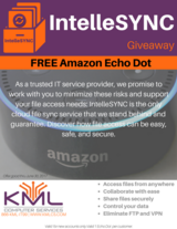 Win an Amazon Echo Dot in Beaufort, South Carolina