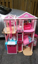 Barbie Dream House in Elgin, Illinois