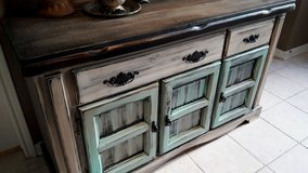 Rustic Entry Cabinet in Baytown, Texas