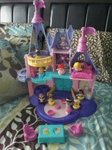 Fisher price little people princess castle in Naperville, Illinois
