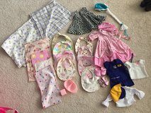 Baby doll clothes and accessories in Naperville, Illinois