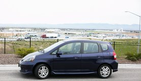 Honda 2008 Fit Sport - Manual - Very Good Cond - Original Owner in Mountain Home, Idaho