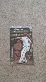 Arizona Diamondbacks Jumbo FATHEAD - NEW in Camp Lejeune, North Carolina