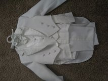 Baptism outfit in Naperville, Illinois