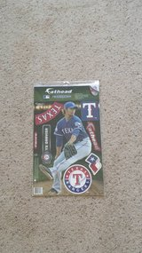 Texas Rangers Jumbo FATHEAD - NEW 2 in Camp Lejeune, North Carolina