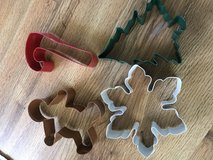 Cookie cutters in Alamogordo, New Mexico