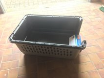 Airline pet kennel crate brand new unused in Ramstein, Germany