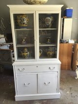 Vintage China hutch in Hinesville, Georgia