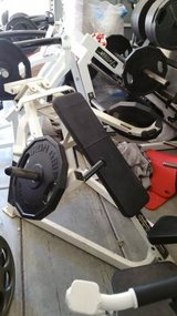 Weights machine for chest gym grade by Cybex in Lake Elsinore, California