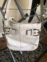 Coach Purse (off White color) - Excellent condition in Lockport, Illinois