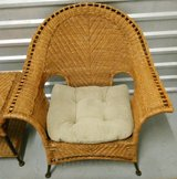 Rattan Chair in Conroe, Texas