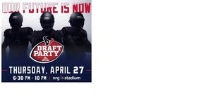 **** LAST (2) TEXANS 2017 NFL DRAFT PARTY TIX - Thurs, April 27 - CALL NOW **** in Baytown, Texas