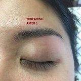 OKINAWA JEWEL EYEBROW THREADING (1000YEN) in Okinawa, Japan
