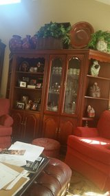 Wall unit/book cases in Kingwood, Texas