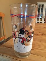 Snowman Glassware in Lawton, Oklahoma