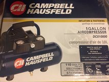 Air Compressor Campbell Hausfeld 1 Gal New in Box in Fort Campbell, Kentucky