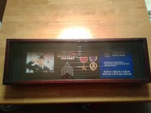 Shadow Box Display Case in Davis-Monthan AFB, Arizona