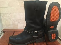 Men's Harley-Davidson motorcycle boots in Baytown, Texas