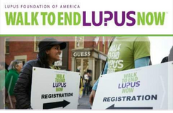 Support LUPUS Awareness in Byron, Georgia
