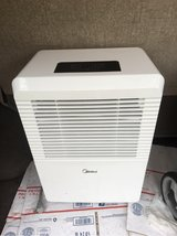 60 pint Midea Dehumidifier in Okinawa, Japan