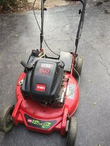 Toro self propelled lawnmower turbo Super Recycler GTS 5 6.0 in Naperville, Illinois