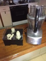 Cuisinart Food Processor with all Attachments in Okinawa, Japan